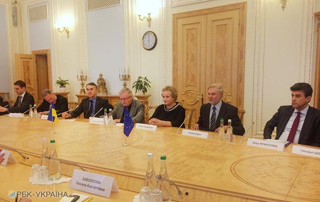 """У Європарламенті назвали """"Північний потік-2"""" політичним проектом Кремля"""