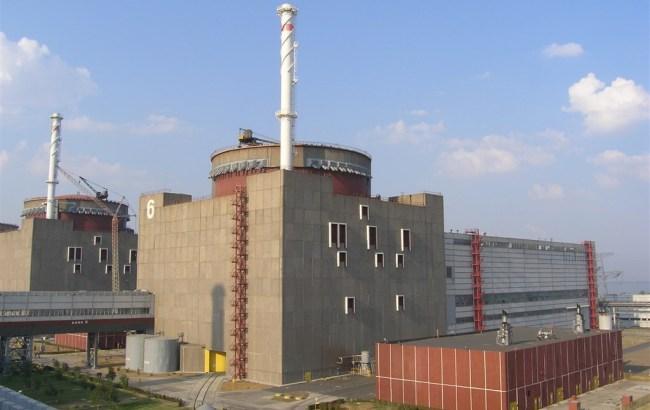 Один изэнергоблоков Запорожской АЭС отключили отсети