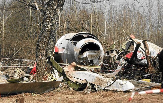 Фото: авіакатастрофа під Смоленськом (mchs.gov.ru)