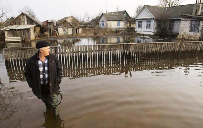 Фото: паводок (Сергей Костин / УНИАН)