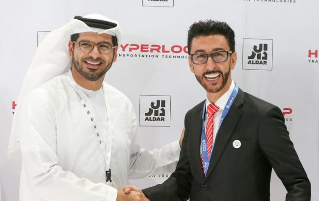 В ОАЕ построят первую линию Hyperloop до 2020 года