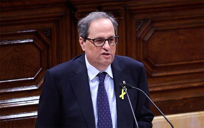 Мадрид не утвердил новое правительство Каталонии