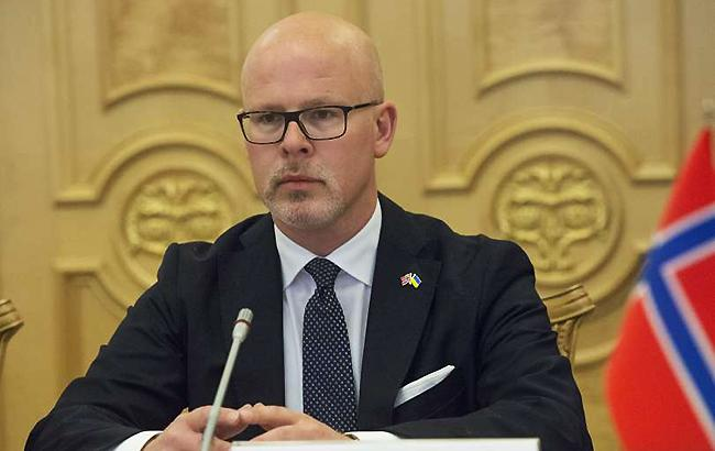 Фото: Аудун Халворсен (rada.gov.ua)