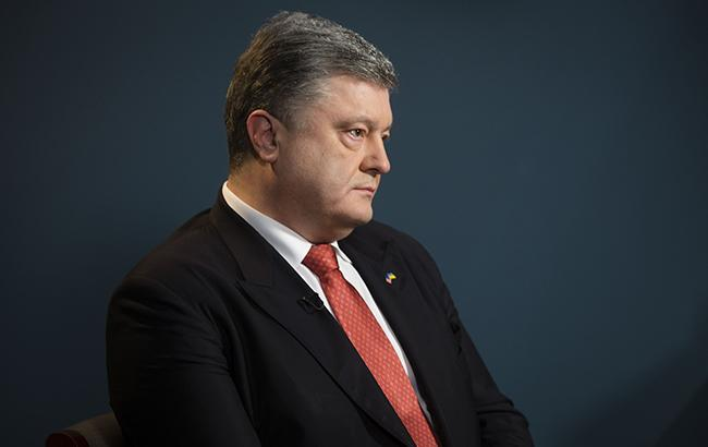 Порошенко просить посилити тиск на РФ для звільнення політв