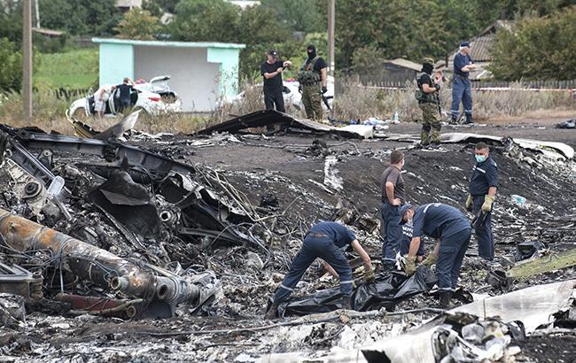 """Россия заявляет, что МН17 не мог был сбит из установки """"Бук"""""""
