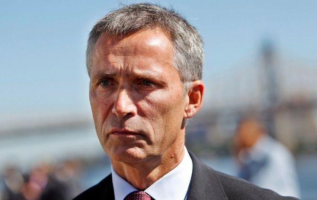 Столтенберг исключает наземные операции НАТО в Сирии
