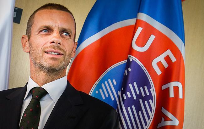 Киев доказал, что может проводить мероприятия мирового уровня, - президент УЕФА