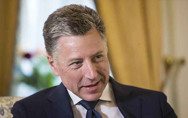 """Волкер вважає невдалою пропозицію РФ про """"сили захисту"""" ОБСЄ на Донбасі"""