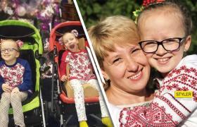 Фото: Олена Янченко з дітьми (facebook.com/Елена Янченко)