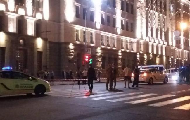 Стрілець, який вбив поліцейського у Харкові, був п'яним