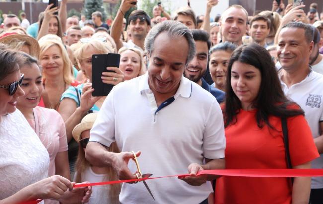 Аднан Киван  сдал жилой комплекс в Одессе на 9 месяцев раньше срока