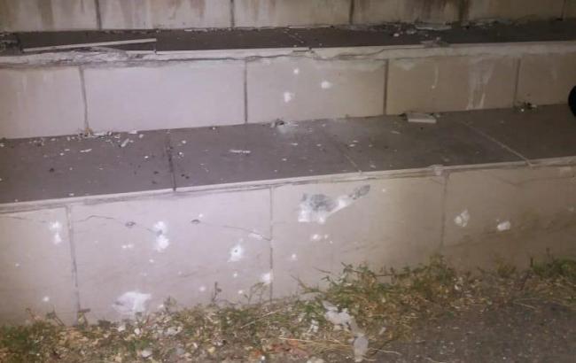 В Харькове ночью произошел взрыв, есть пострадавший