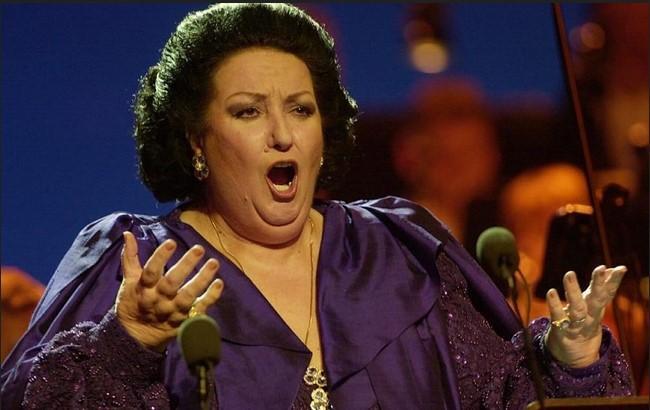 Скончалась Монсеррат Кабалье: интересные факты и биография оперной певицы