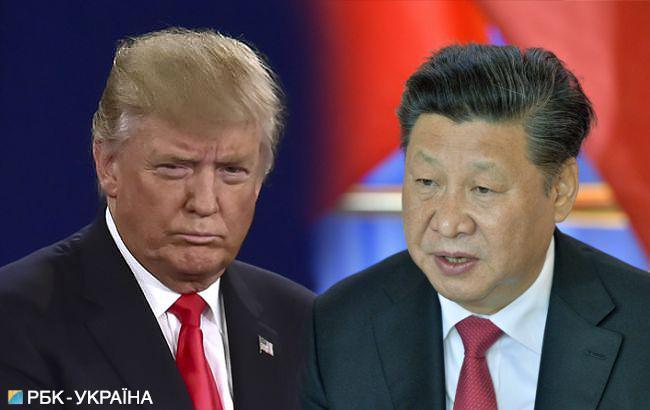 Трамп заявил о большом шаге вперед в отношениях США и Китая