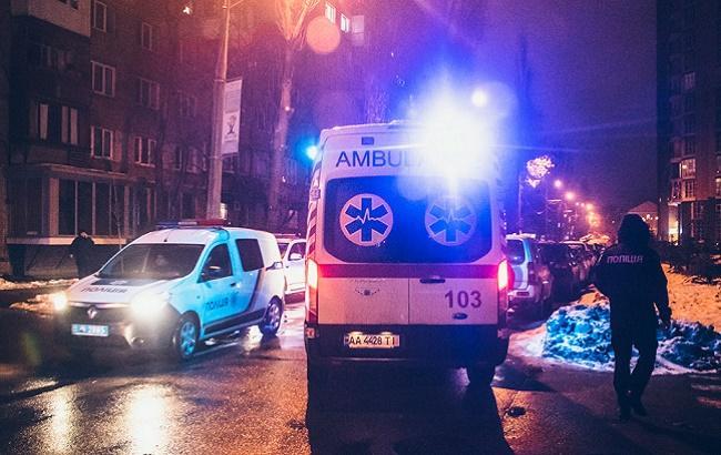 Убил одним ударом: в центре Киева произошла трагедия (фото, видео)