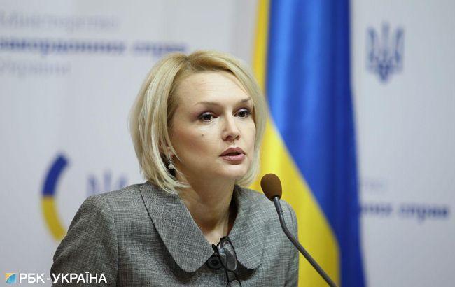 """Для України важливе спільне рішення ЄС щодо """"Північного потоку-2"""", - МЗС"""
