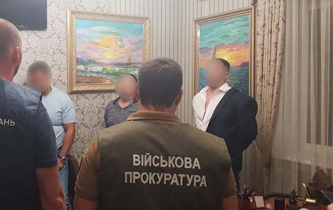 В ГБР сообщили подробности задержания мошенников, действовавших от имени ОП