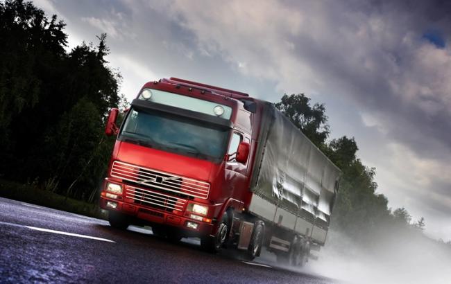 Фото: грузовые перевозки