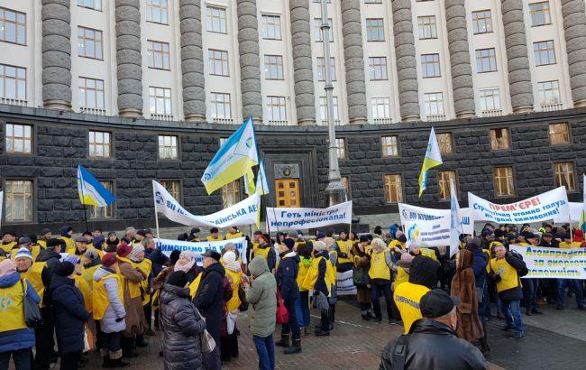 """В Атомпрофсоюзе требуют отставки Оржеля и возвращения в """"Энергоатом"""" Недашковского"""