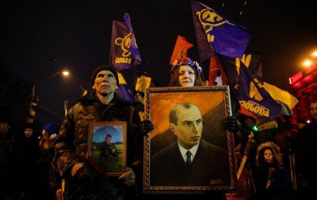 У містах України яскраво та незвично відзначили день народження Бандери: як це було
