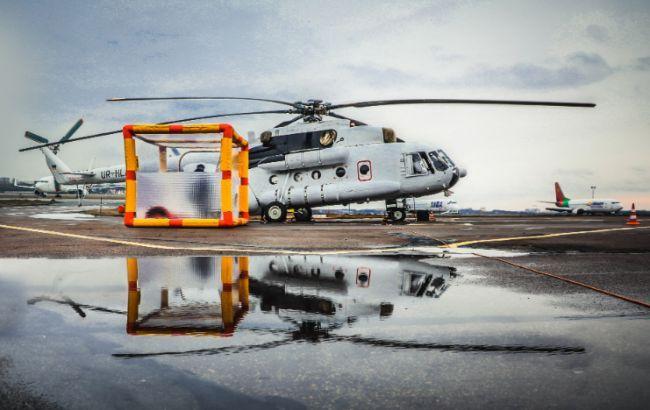 В Украине готовы запустить работу аэромедицинских бригад