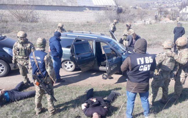 Подполковника СБУ подозревают в финансировании терроризма