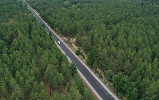 Дорогу Станица-Луганская - Северодонецк открыли после капитального ремонта