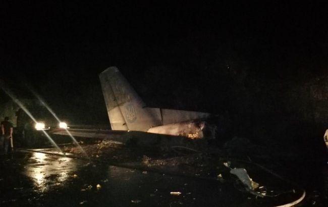 Під Харковом розбився військовий літак: що відомо