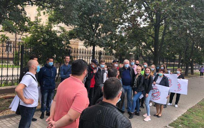 """""""Наш край""""повідомив про спротив ТВК та суду в Одесі проти реєстрації партії на виборах"""