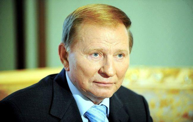 Кучма обсудил минские соглашения с представителями Госдепартамента США