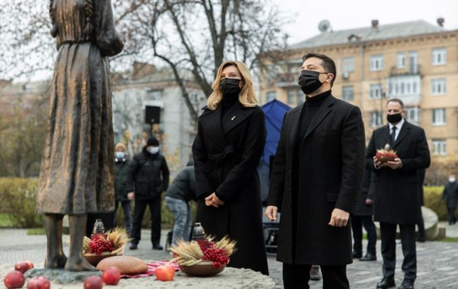 Зеленський доручив виділити кошти на добудову музею Голодомору