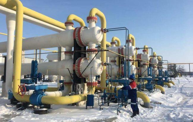 Из-за 30-градусного мороза отбор газа из ПХГ достиг рекорда за восемь лет