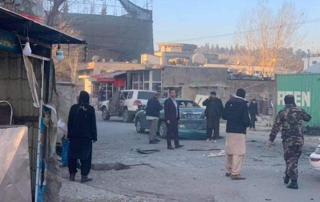В Афганистане подорвали авто посольства Италии, есть раненый