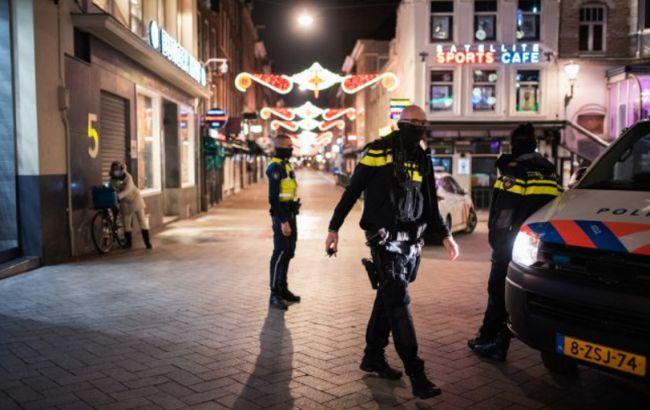 В Нидерландах второй день проходят акции против локдауна