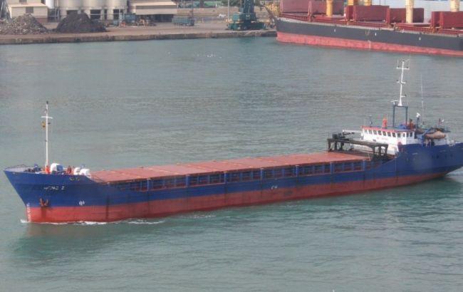 В Керченском проливе на судне April умер украинец