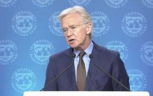 МВФ очікує від України більшого прогресу для отримання наступного траншу