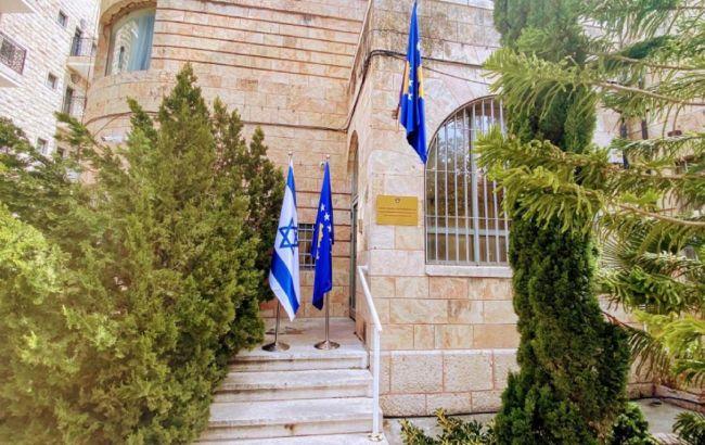 Косово открыло свое посольство в Иерусалиме