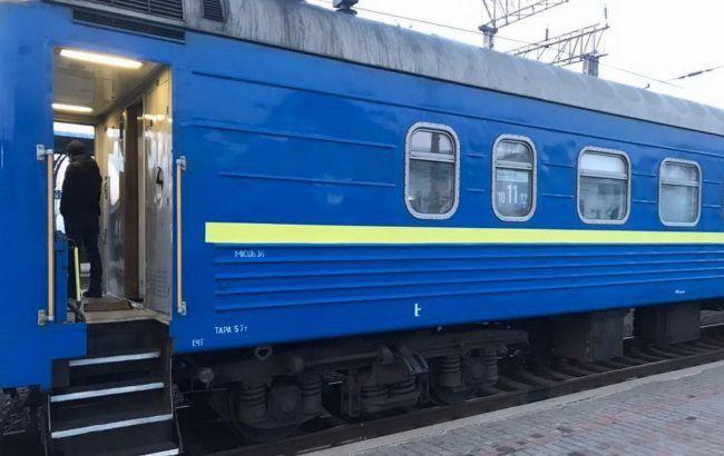 Військових Держспецзв'язку, які влаштували стрілянину в поїзді, арештували