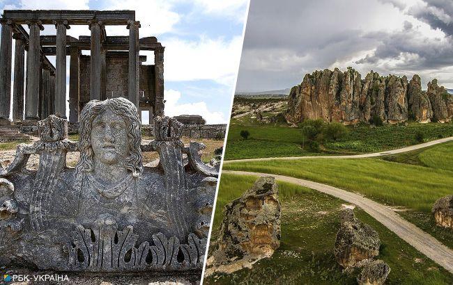 Альтернатива Каппадокии: в Турции становится популярной необычная локация