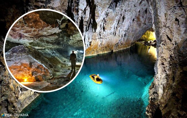 Кристаллы, подземные озера и галереи: что посмотреть в необычной локации на Тернопольщине