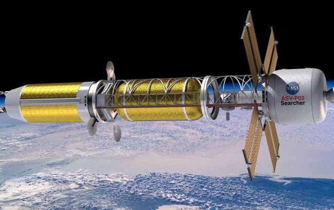 NASA профинансирует разработку ядерного космического двигателя: зачем он нужен