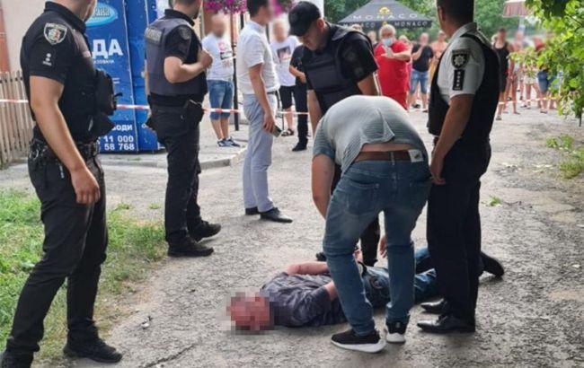 В Каменце-Подольском из-за подрыва гранаты пострадали шесть человек, среди них ребенок