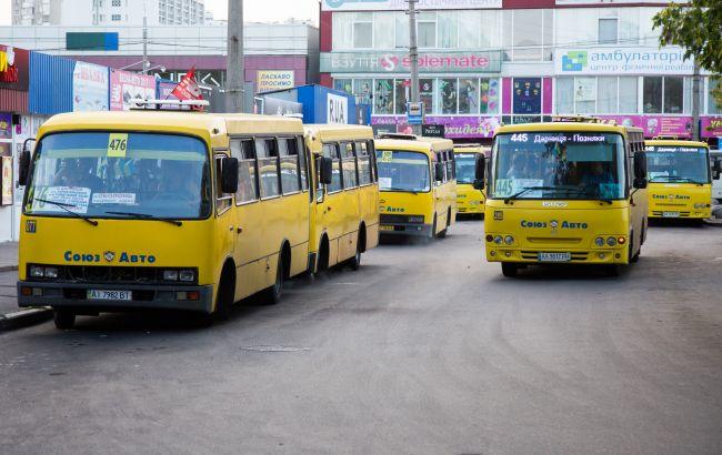 В маршрутках Киева кардинально меняются правила: украинский язык и никакого шансона!