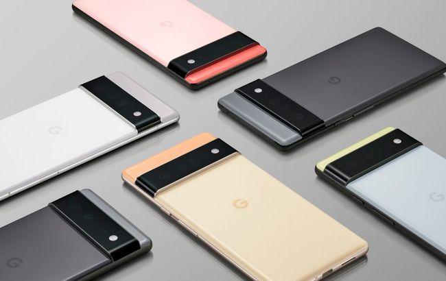 Google презентовал флагманы Pixel 6 и Pixel 6 Pro