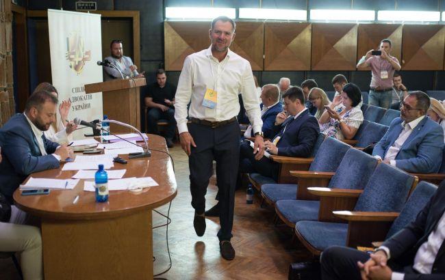 IX Съезд Союза адвокатов Украины избрал нового президента, им стал Ламах Тарас