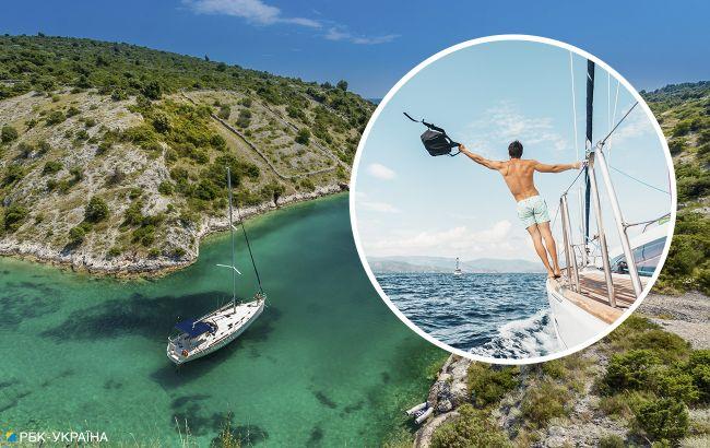 """""""Романтика та неймовірні враження"""": найкрасивіші локації Середземномор'я для турів на яхтах в оксамитовий сезон"""