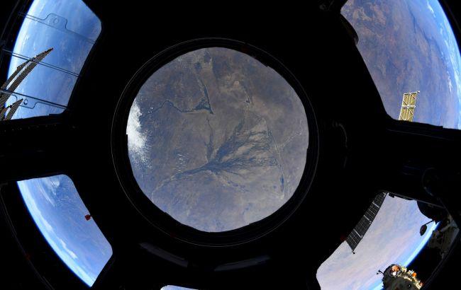 Астронавт МКС показал как выглядит ночной Египет из космоса: яркий кадр