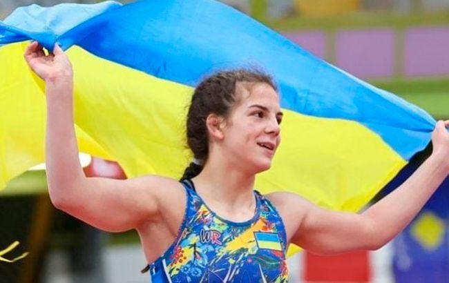 Украинские спортсмены завоевали две медали по вольной борьбе в Осло