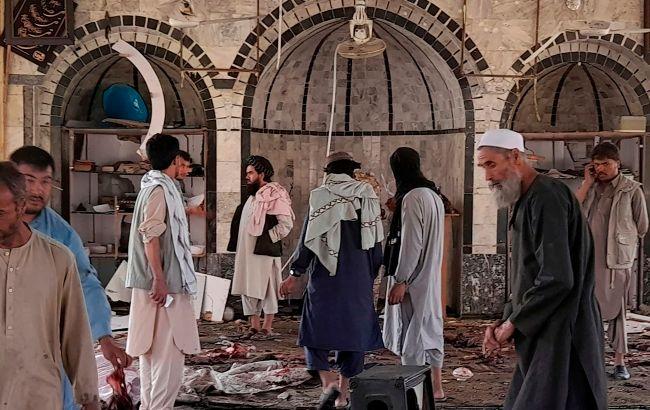 Теракт в мечеті Афганістану: 46 осіб загинули, кількість постраждалих перевищує 140