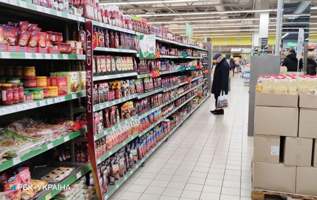 Виробники продуктів харчування за рік підняли ціни майже на чверть